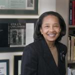 Wilma King, professor of history