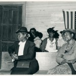 Jack Delano, During the church service at a Negro church in Heard County, Georgia, April 1941. Farm Security Administration Collection / Schomburg Center for Research in Black Culture / Photographs and Prints Division